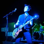 Kevin Tapia as Jason White of Green Day