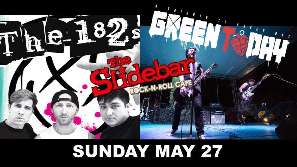 Free - All Ages - Green Day & Blink-182 tributes at The